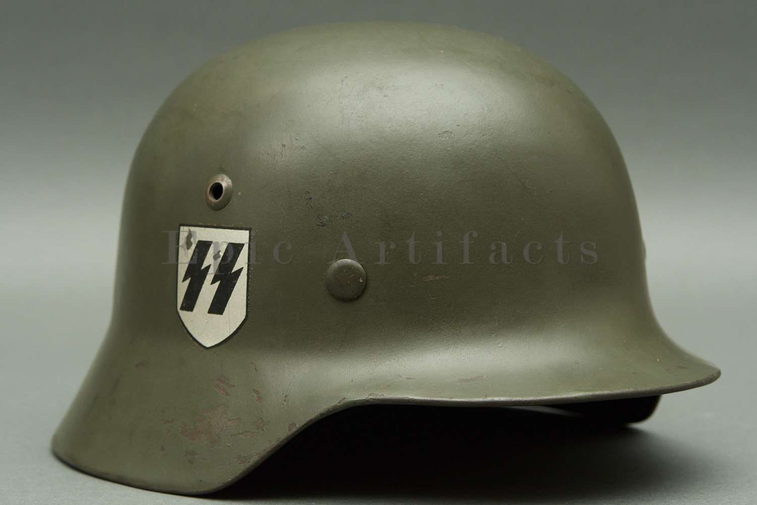M35 SS Double Decal Helmet