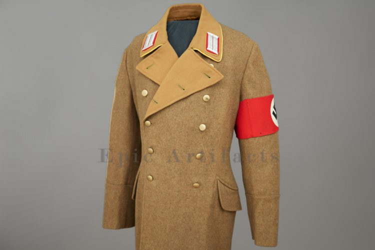 NSDAP Uniforms