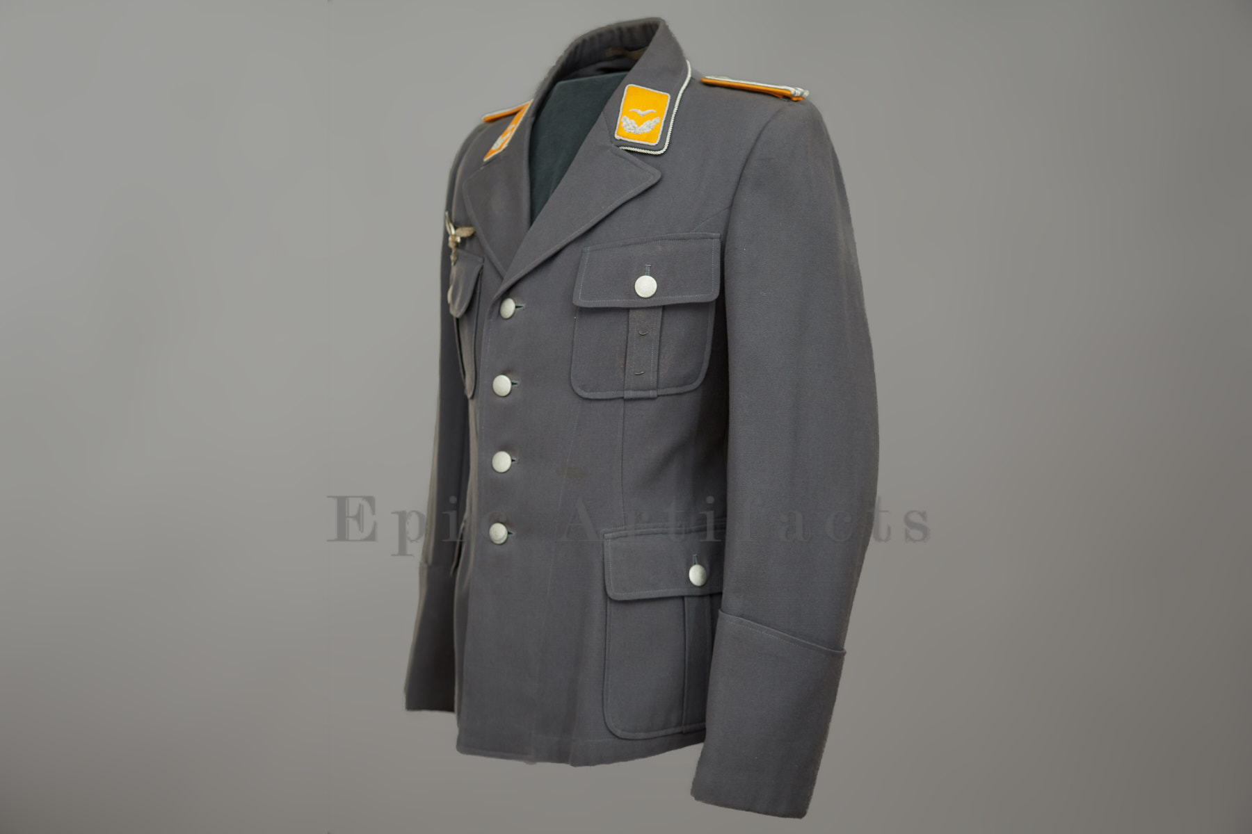 Luftwaffe Officers Summer Weight Tunic