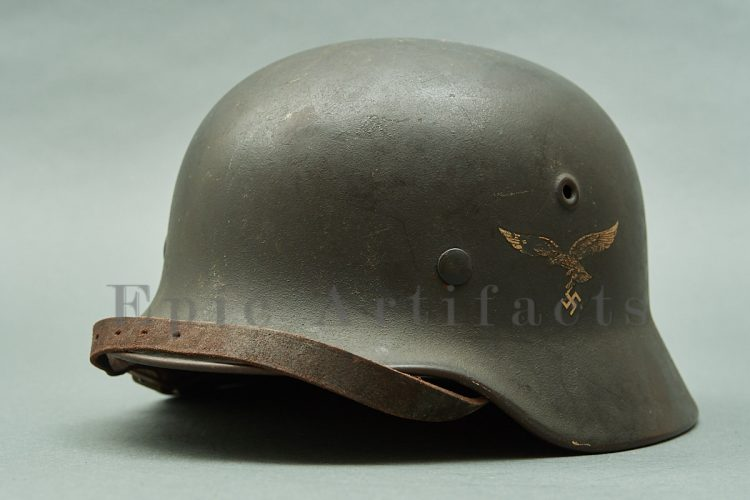 Single Decal Luftwaffe Helmet