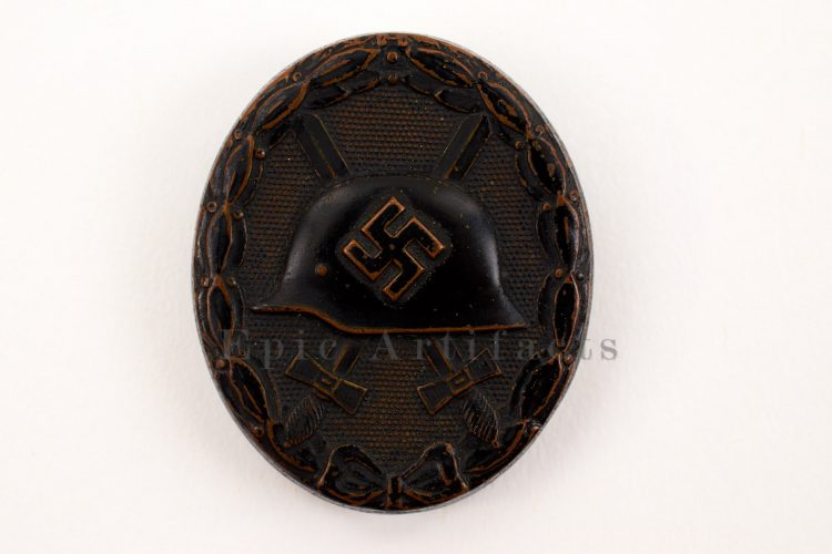 Black Wound Badge - Unmarked
