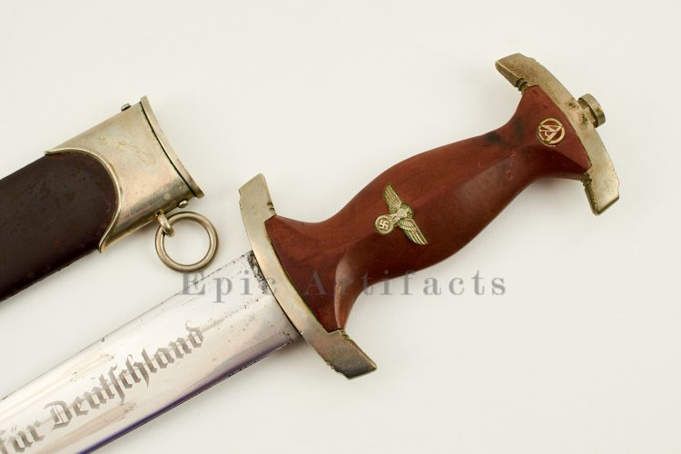 early SA Dagger by Gebruder Bell