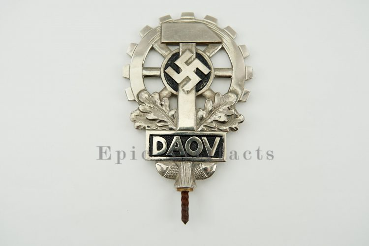 DAOV Flag Pole Top