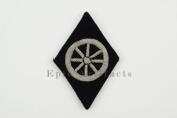 SS Motorized Officer Sleeve Diamond