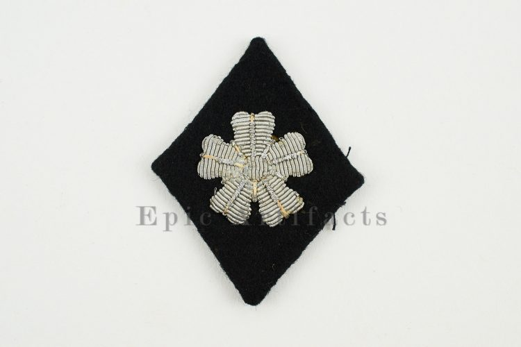 SS Legal Officer Sleeve Diamond
