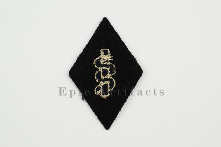 SS Medical Services Sleeve Diamond