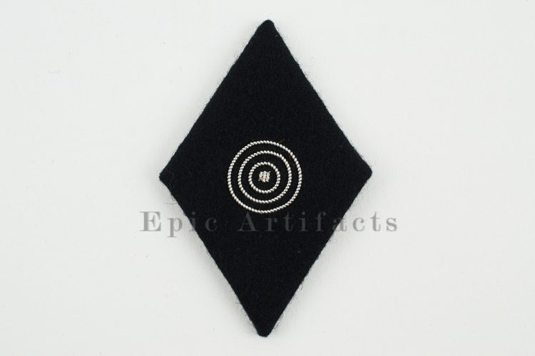 SS Marksman 2nd Class Sleeve Diamond