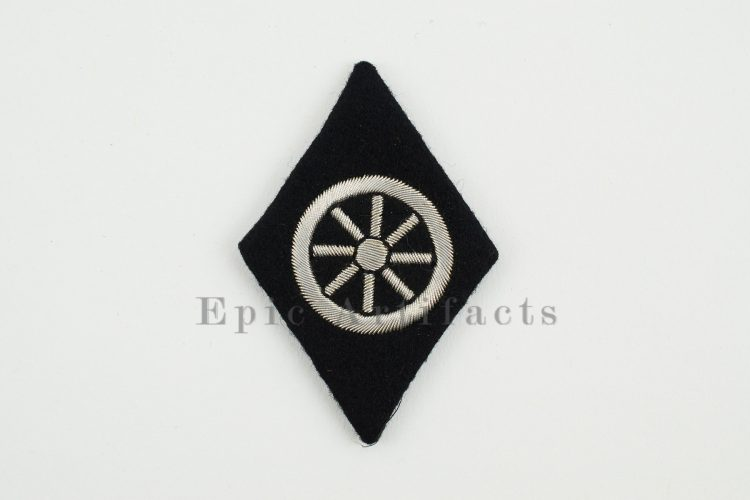 SS Motor Transport Officer Sleeve Diamond