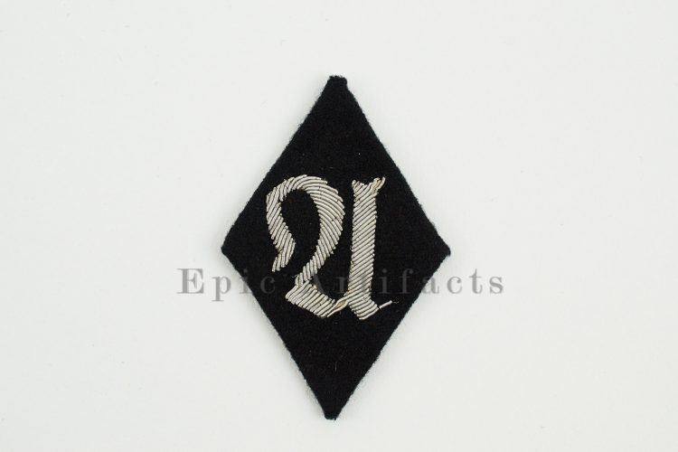 SS Pharmacist Sleeve Diamond