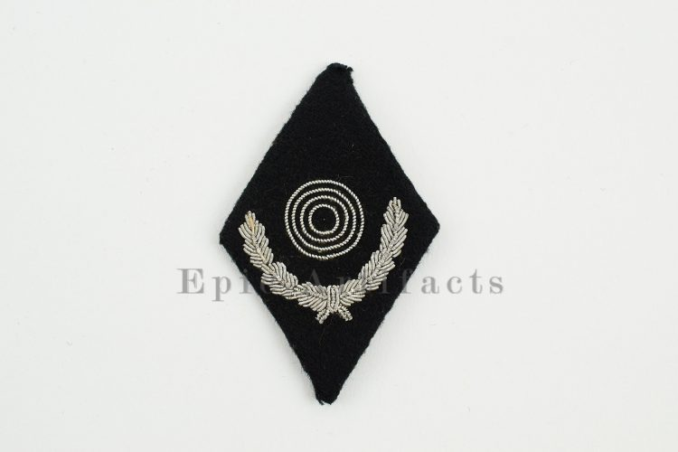 SS Marksman Sharpshooter Sleeve Diamond RZM Tag