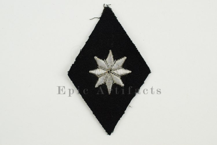 SS Administrative Officer Sleeve Diamond