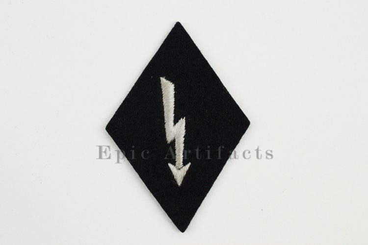SS Signals Personnel Sleeve Diamond