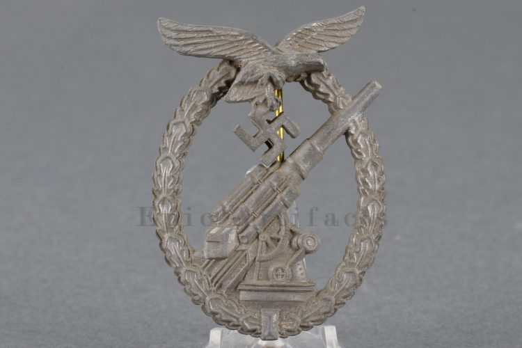 Luftwaffe flak badge
