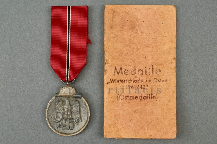 packeted ostmedaille