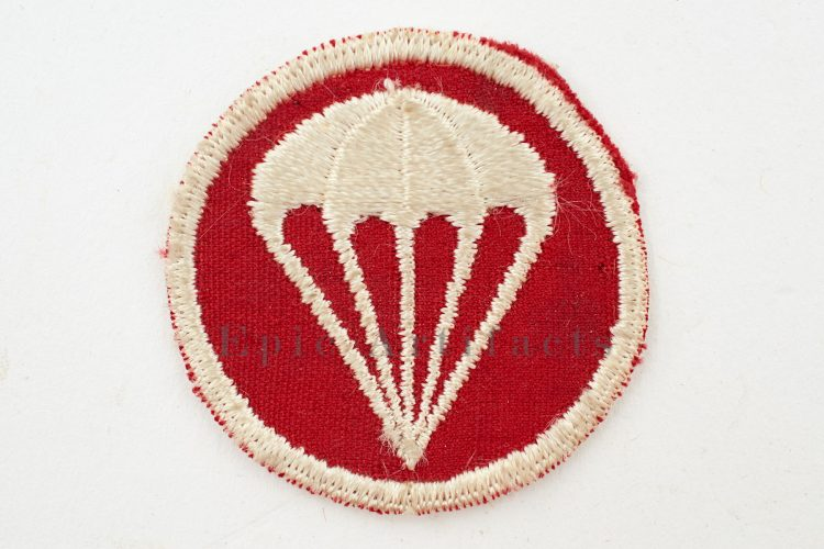US Army Airborne Artillery cap patch