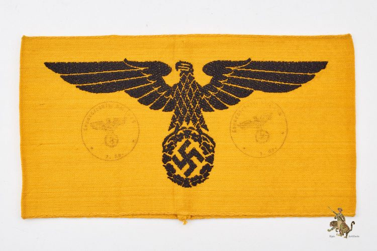 Non-Members of the Armed Forces Armband
