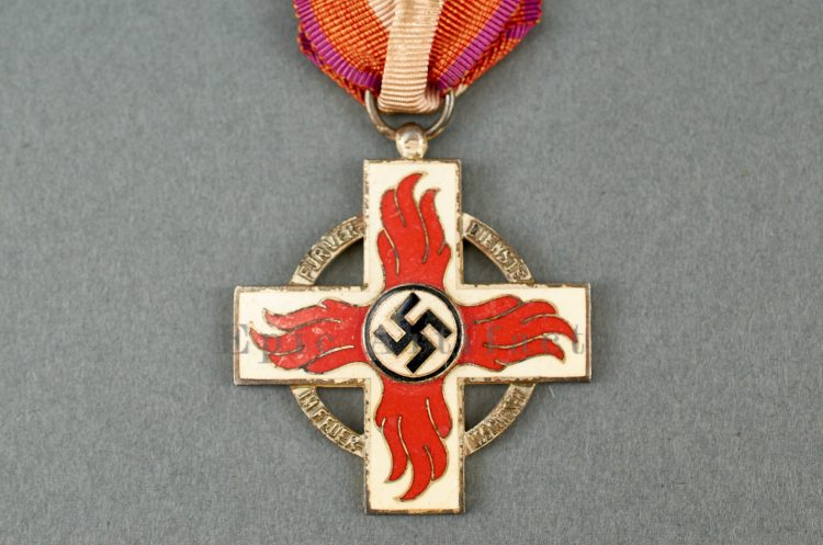 Fire Brigade Cross