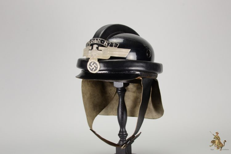 Second Pattern NSKK Crash Helmet