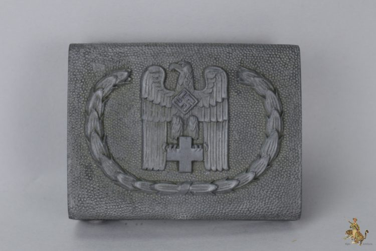 Red Cross EM Buckle