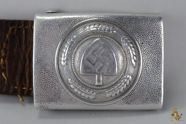 aluminum RAD belt buckle
