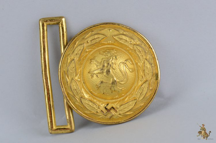 Bavarian Forestry Official's Buckle