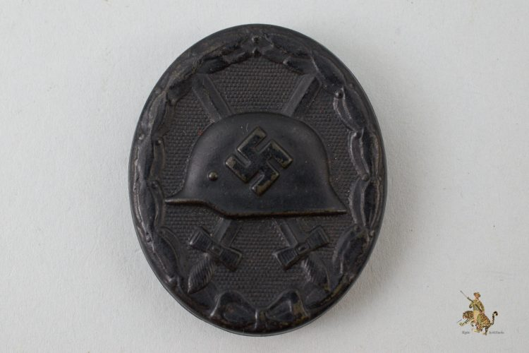 Black Wound Badge EH
