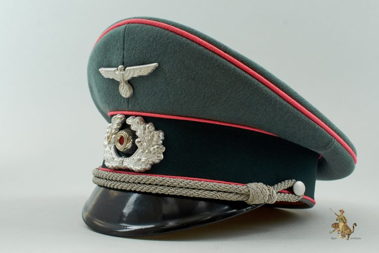 Panzer Officer Visor