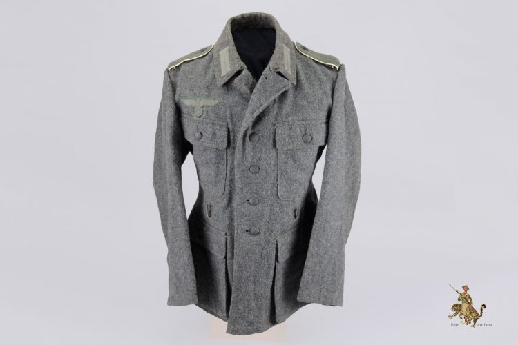 Heer M43 Tunic Unissued