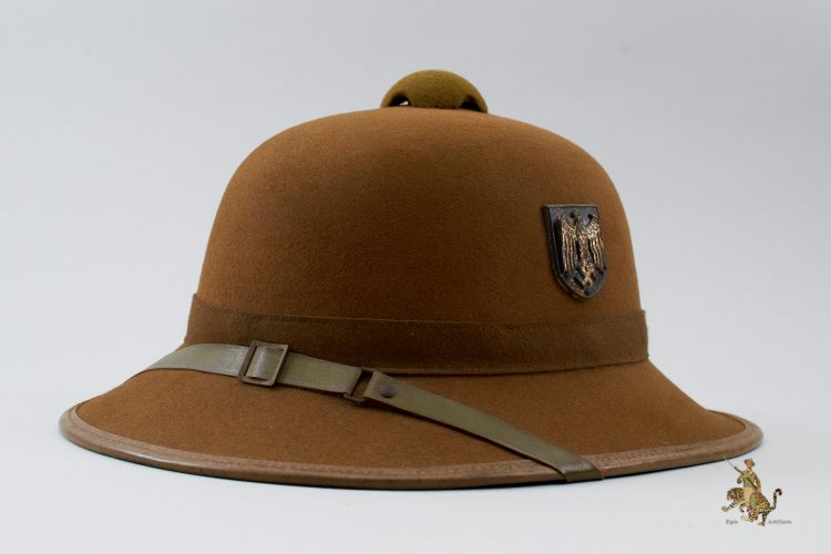 2nd Pattern Heer Pith Helmet