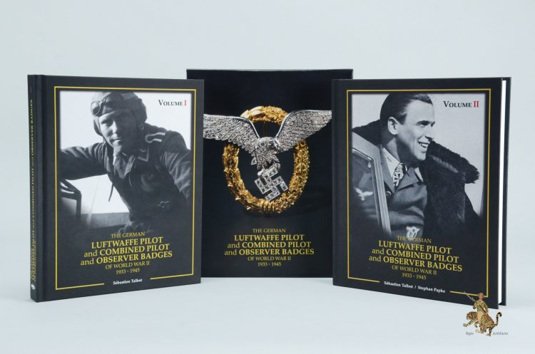The German Luftwaffe Pilot and Combined Pilot and Observer Badges