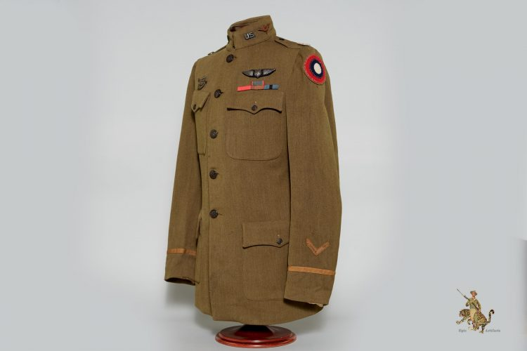 WWI US Pilot's Uniform