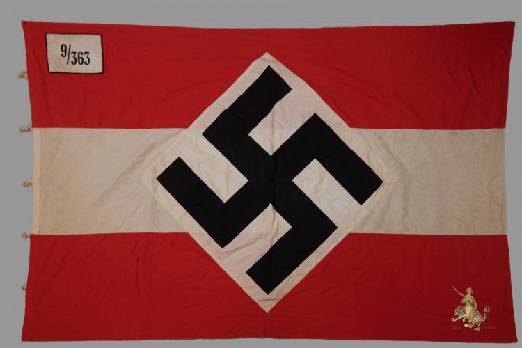 Hitler Youth Parade Flag