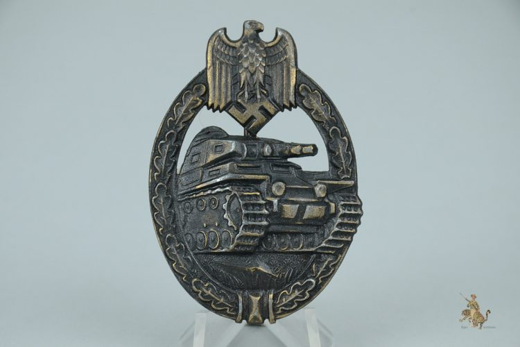 Bronze GWL Panzer Assault Badge