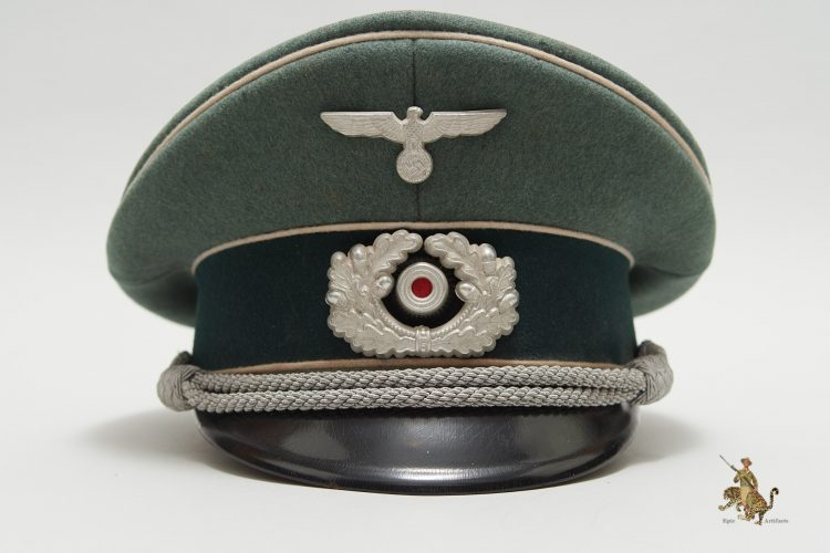 Heer Infantry Officer Visor