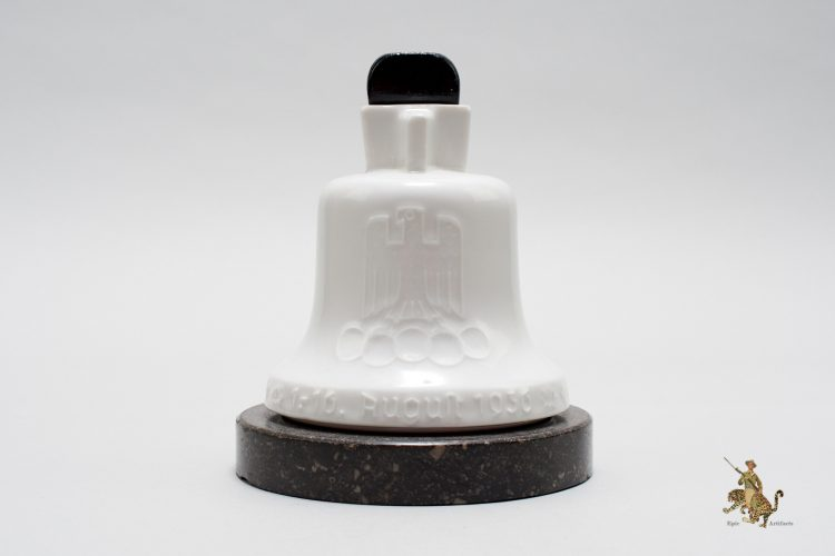 1936 Porcelain Olympic Bell