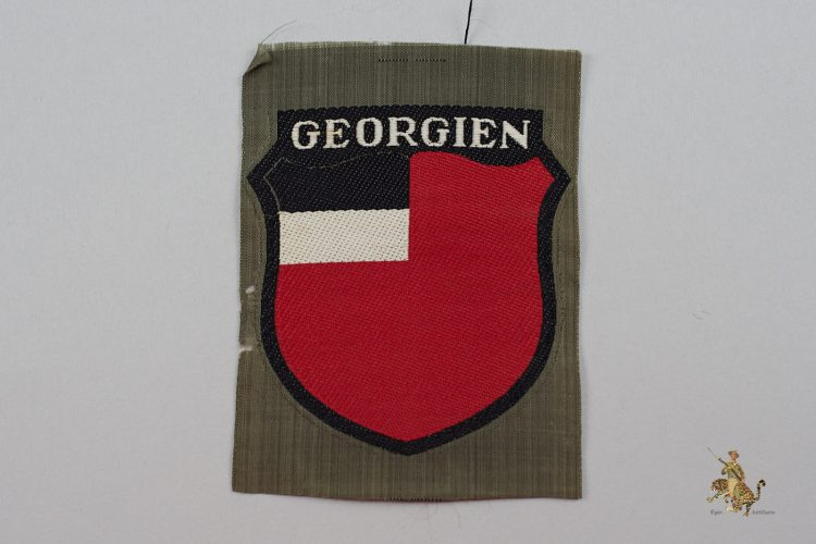 Georgien Volunteer Sleeve Shield