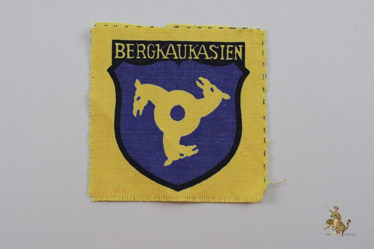 Bergkaukasien Volunteer Sleeve Shield