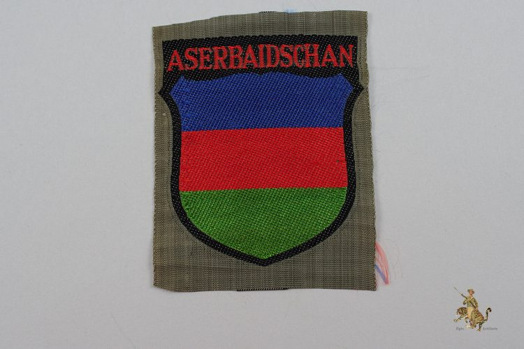 Aserbaidschan Volunteer Shield