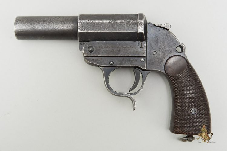 Model 1926 Walther Flare Pistol