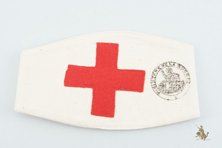 Liberation Red Cross Armband