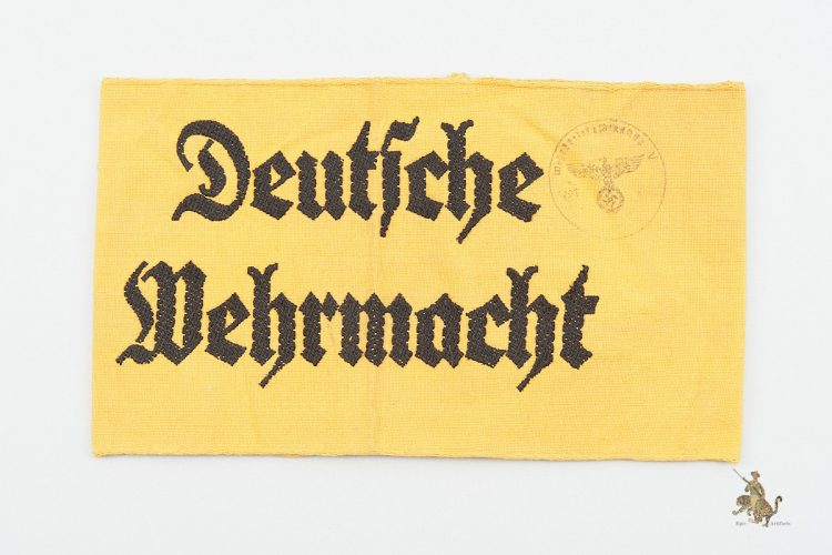 Civilian Wehrmacht Armband