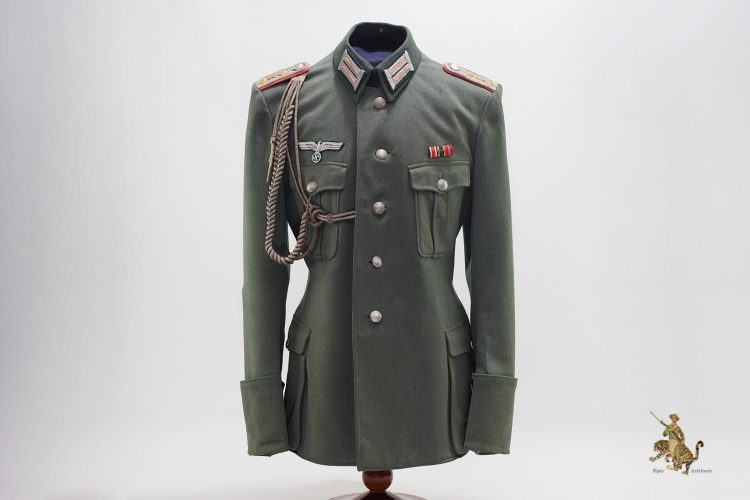 Panzer Officers Tunic