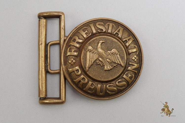 Freistaat Preussen Officer Buckle
