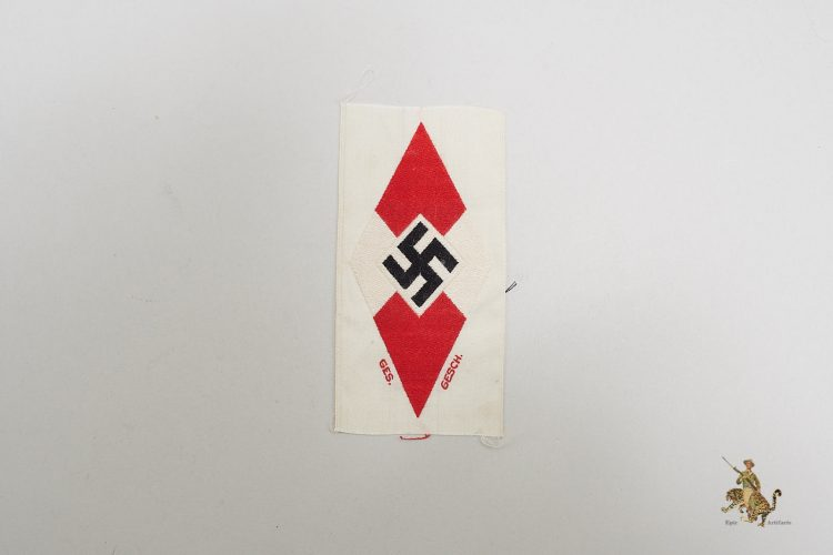 Hitler Youth Sport Shirt Emblem