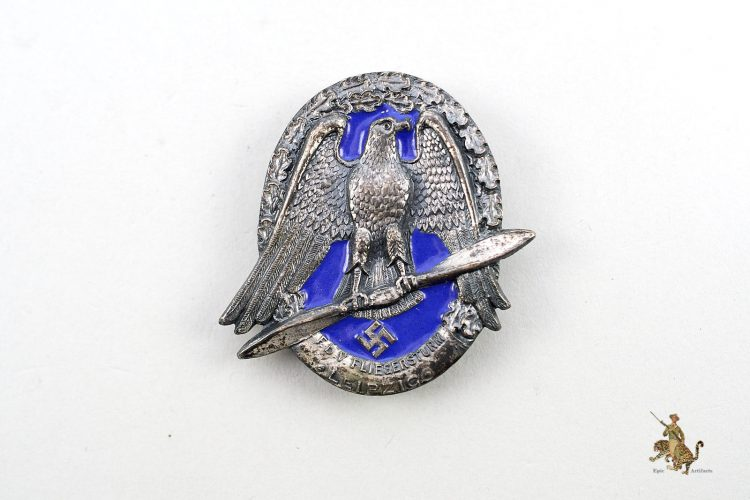 DLV Fliegersturm Badge