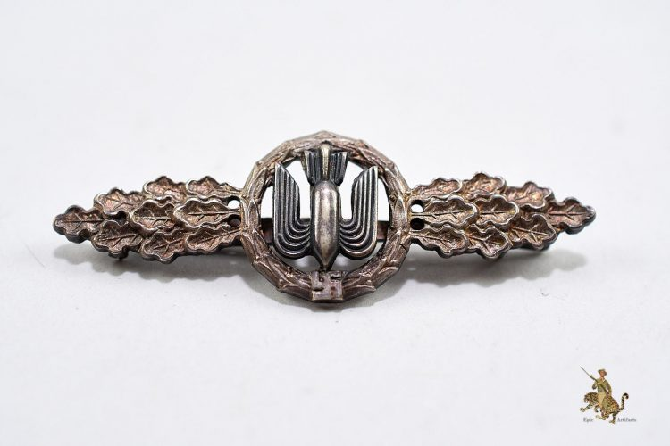 Luftwaffe Silver Bomber Clasp