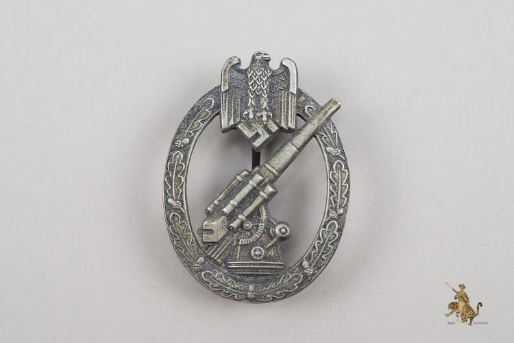 Late War Heer Flak Badge by Forster & Barth