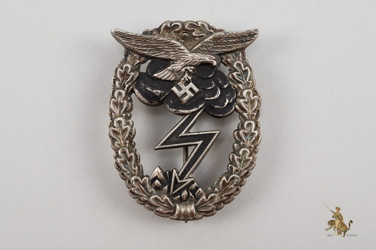 Luftwaffe Ground Assault Badge