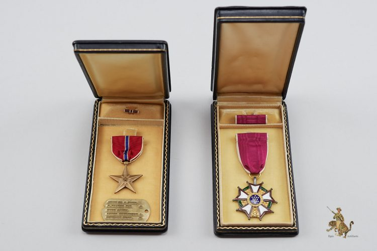 Named Legion of Merit