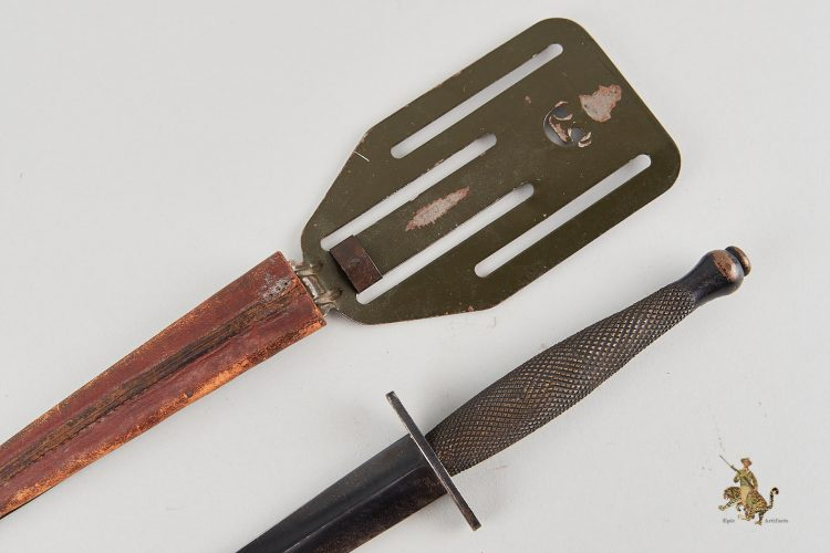 Sykes & Fairbanks OSS Fighting Knife